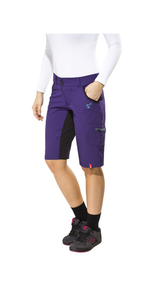 Cube Motion WLS Shorts Damen purple